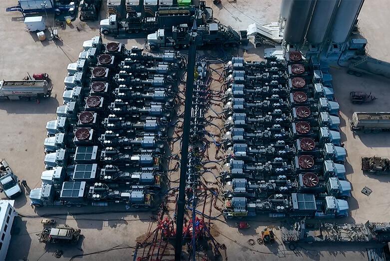Frac Equipment Provider